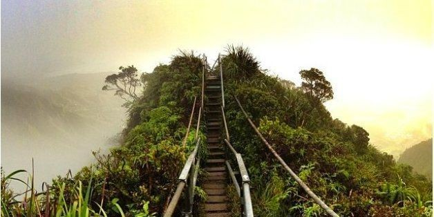 'Stairway To Heaven Hike' Is Totally Epic, Totally Illegal And Totally Beautiful | HuffPost Life