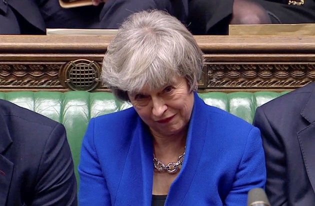 There's Something Oddly Familiar About Theresa May's Confidence Vote Win