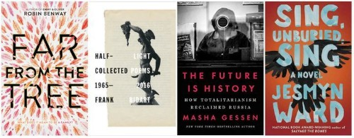 Here Are The 2017 National Book Award Winners