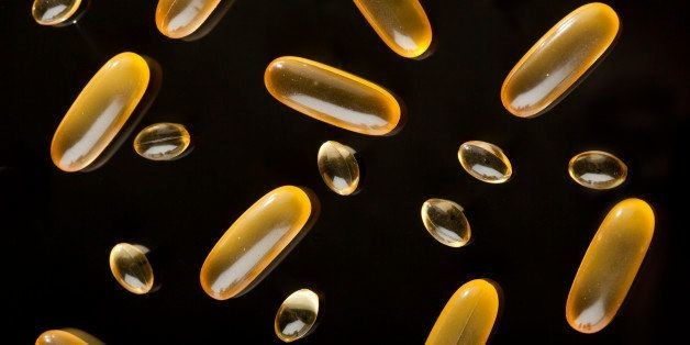Vitamin D Could Ease Chronic Pain In Fibromyalgia Patients | HuffPost Life