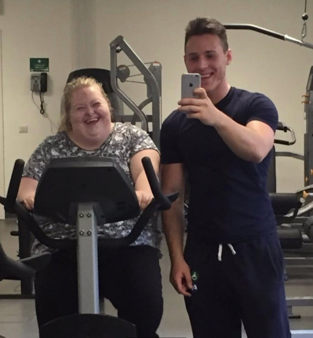 Meet The 25-Year-Old On A Mission To Help Disabled People Enjoy Exercise
