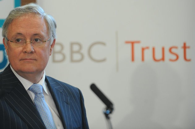 Former BBC Trust Chairman Sir Michael Lyons Says Broadcaster Is Biased Against Jeremy Corbyn