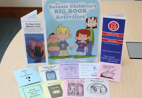 School District To Distribute Satanic Literature To Students On April 1