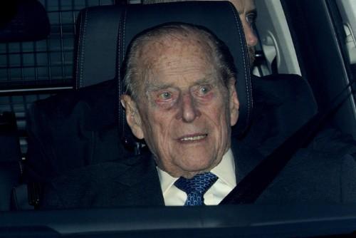 Prince Philip, Duke of Edinburgh, Involved In Car Accident