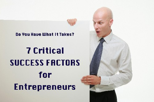 7 Critical Success Factors for Launching Your Lifestyle Business