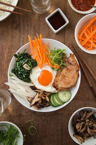 Bibimbap, The Delicious Dish That You're Probably Too Afraid To Pronounce