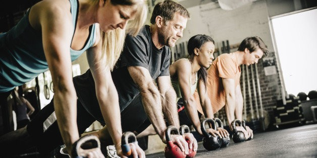 Why Your Workout Should Be More Like a Drinking Game | HuffPost Life