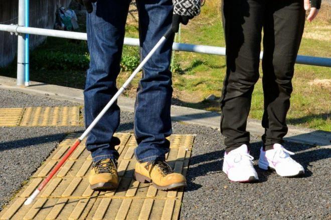 わかってほしい、白杖で音を立てる理由 歩きスマホに視覚障害者は...