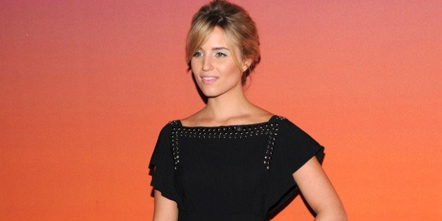 Dianna Agron Says She Is A 'Tomboy'