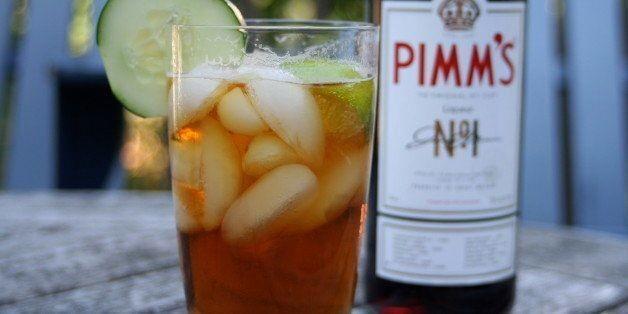 It's Pimm's O'Clock Somewhere | HuffPost Life