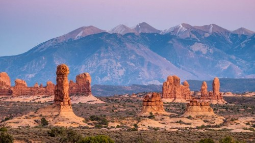 17 Beautiful Formations in Utah's Arches National Park