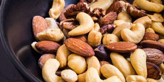 Nuts Linked With Lower Pancreatic Cancer Risk   HuffPost Life