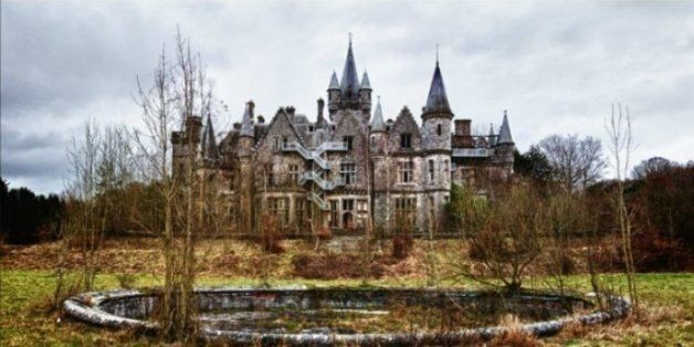 Hauntingly Beautiful Abandoned Places Around The World | HuffPost Life