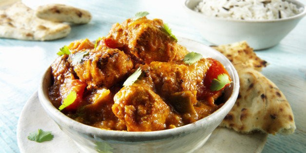 Curry and Cinnamon Chicken Recipe | HuffPost Life