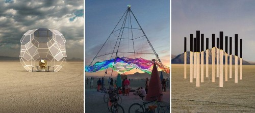 The 12 Most Mind-Melting Artworks Headed To Burning Man This Year