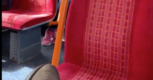 Train Driver Accidentally Plays Porn Over Tannoy Much To Amusement Of Passengers