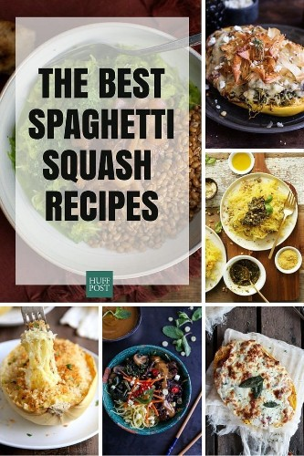 The Best Spaghetti Squash Recipes. Master The Gourd. | HuffPost Life
