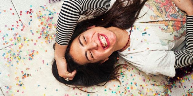 4 Easy Ways To Be Happier In 2015 | HuffPost Life