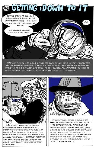Word Origin Comics: Towards a Less Perfect You