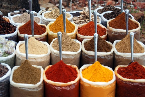 Cold Spice: Using Seasoning to Stay Healthy This Winter