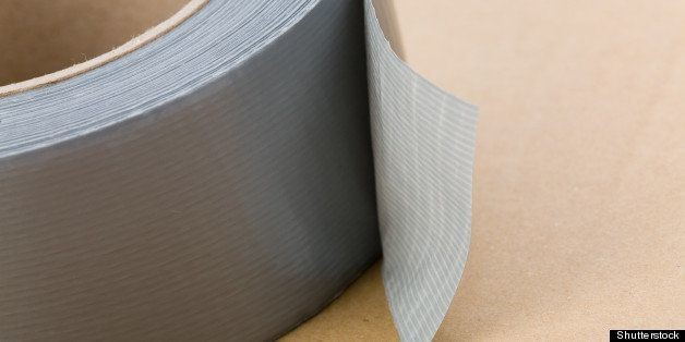 15 Sneaky Duct Tape Hacks For Better Health And Fitness | HuffPost Life