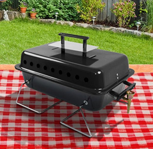 6 Of The Best Small And Portable BBQs On Amazon, According To Reviews