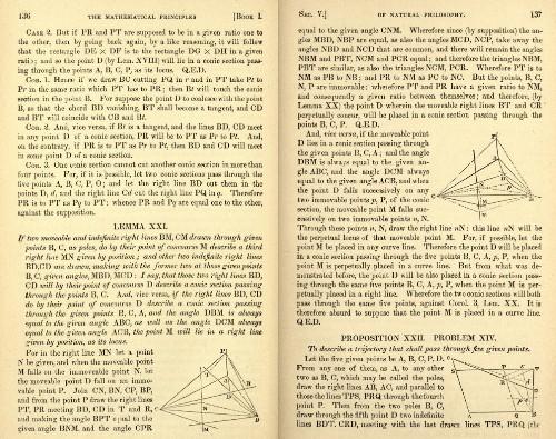 Is Newton's Principia Still Relevant?