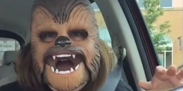 The Power Of Laughter And Tapping Your Inner Chewbacca