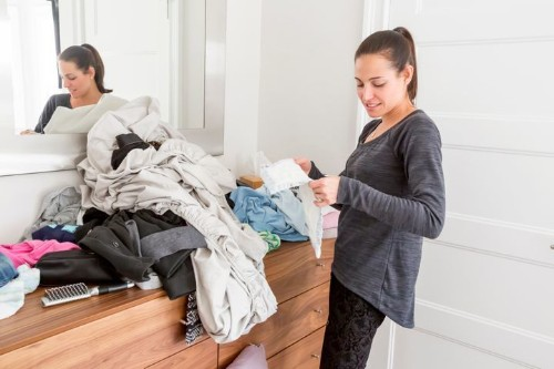 You're Probably Going To Throw Away 81 Pounds Of Clothing This Year
