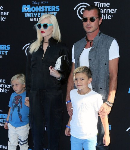 Gavin Rossdale Speaks Out For The First Time Since News Of Alleged Affair Surfaced