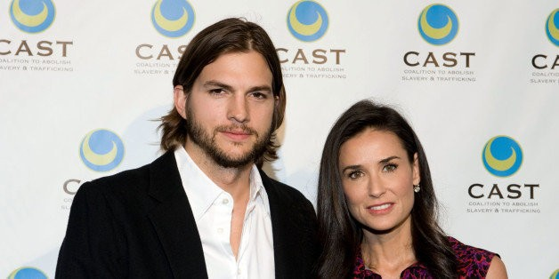 Demi Moore And Ashton Kutcher Are Officially Divorced