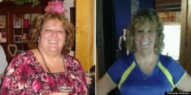 I Lost Weight: Theresa Ahearn Fell In Love With Zumba And Lost 107 Pounds   HuffPost Life