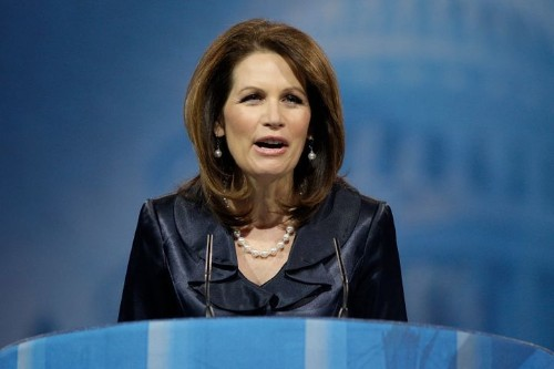Michele Bachmann Offers Her Thoughts On Donald Trump Being A 'Man Of Faith'