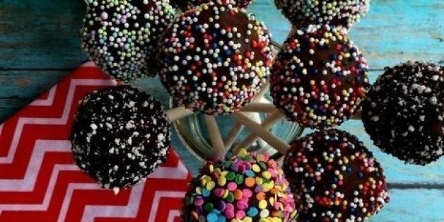 Oreo Cake Pops | HuffPost Life