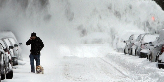 Arctic Weather Bears Down On U.S. Midwest, Northeast