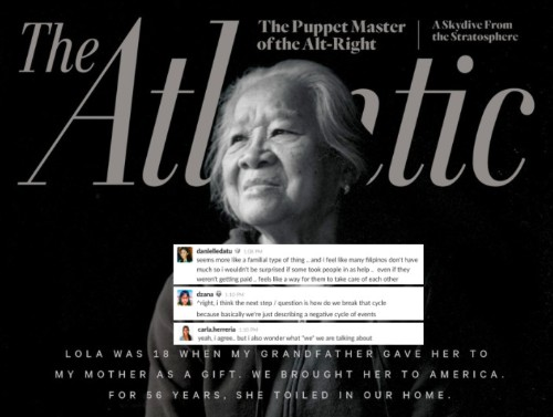 3 Filipina-American Journalists Discuss 'My Family's Slave' And Who Gets To Judge It