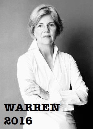 Elizabeth Warren For President Goes Viral: Watch Out Hillary, Wall Street, and Corporate Republicans and Democrats