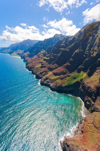 Hawaii's Na Pali Coast Is The Beautiful Place You've Never Been | HuffPost Life