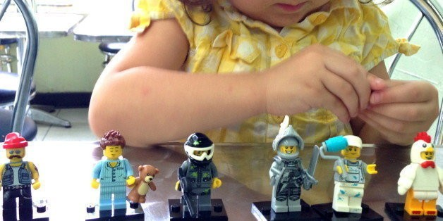 'Badass Lego Girls' Made By A Badass 3-Year-Old (PHOTOS) | HuffPost Life