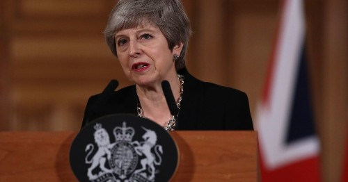 Theresa May Will Ask For Another Brexit Delay And Offers Talks With Jeremy Corbyn