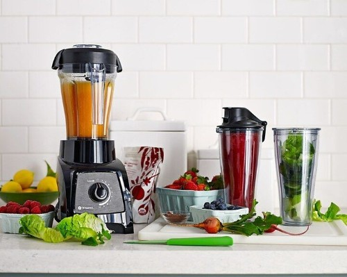 Here's A Cheaper, Smaller Vitamix That's Totally Worth It