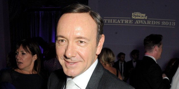 Why Kevin Spacey Gifted Woody Allen With A Netflix Subscription