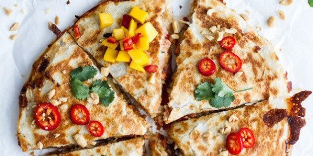Quesadilla Recipes That Go Way Beyond Cheese | HuffPost Life