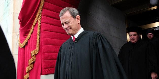 GOP Fires Chief Justice Roberts