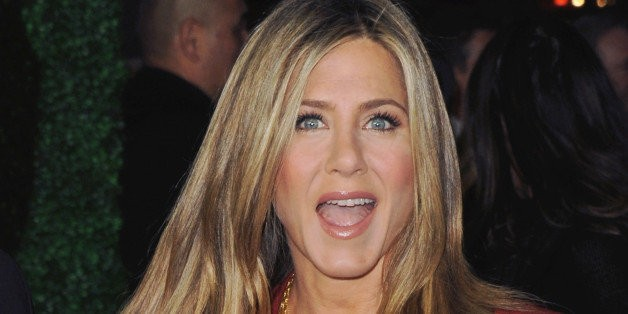Jennifer Aniston Discusses Kate Hudson's 'Irresistible Tush' On 'Ellen'