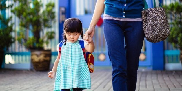 7 Types of Parents You See at Drop-Off   HuffPost Life