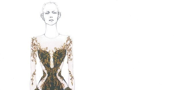 Fashion And Ballet Go So Well Together, And We Have The Sketches To Prove It | HuffPost Life