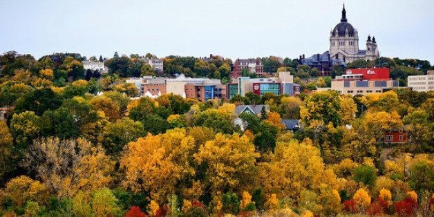 5 Insanely Beautiful US Cities in the Fall | HuffPost Life