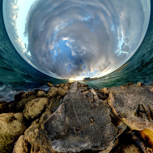 These Mesmerizing Circular Panoramas Will Send You For A Loop