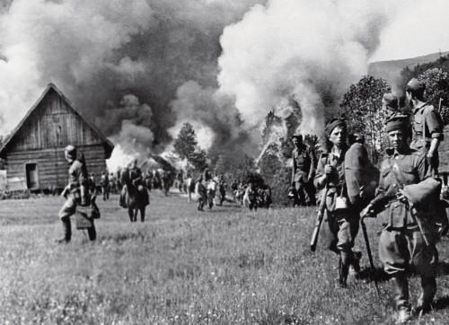 Ghosts of Operation Vistula